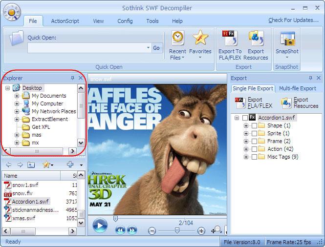 Download internet explorer 8 not letting one save. Swf's super.